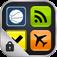 Imagem do aplicativo Segurança.