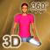 Imagem do aplicativo Yoga Fitness 3D