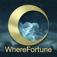 Imagem do aplicativo Horóscopo & WhereFortune: com base na sua localização física.