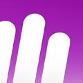 Imagem do aplicativo Lyrically - letras de música para os fãs, pelos fãs - da Lyric Wikia