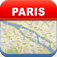 Imagem do aplicativo Paris Offline Map - Metro City Airport