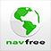 Imagem do aplicativo Navmii GPS EUA: Navegação e tráfego offline