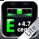 Imagem do aplicativo CF tune - afinador cromático