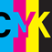Imagem do aplicativo CMYKPhoto FREE - Perfect CMYK effect for your photos (Cyan, Magenta, Yellow and Black)