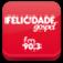 Imagem do aplicativo Rádio Felicidade Gospel