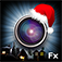 Imagem do aplicativo PhotoJus Christmas FX - Pic Effect for Instagram