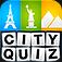 Imagem do aplicativo City Quiz - 4 fotos 1 cidade