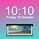 Imagem do aplicativo WallPic: Lock screen,wallpaper photo frames with Blur effect background