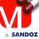 Imagem do aplicativo Vademecum Sandoz