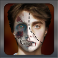 Imagem do aplicativo Zombie Games - Face Makeup Cam