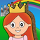 Imagem do aplicativo Princess Jogos para Meninas Unicorn Kids Puzzle