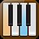 Imagem do aplicativo Grand Piano:Teclado de tamanho