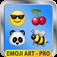 Imagem do aplicativo Emoji - inTextMoji Pro ;)