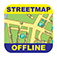 Imagem do aplicativo Las Vegas Offline Street Map