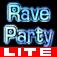 Imagem do aplicativo Rave Party Strobe Free