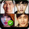 Imagem do aplicativo 4 Kpop Stars 1 Diferente