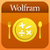 Imagem do aplicativo Wolfram Culinary Mathematics Reference App