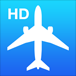 Imagem do aplicativo Plane Finder HD