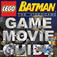 Imagem do aplicativo GTV for LEGO BATMAN GAME MOVIE GUIDE XBOX,PS3,PSP,IPHONE
