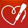 Imagem do aplicativo Red Karaoke Sing & Record
