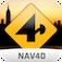 Imagem do aplicativo Nav4D Brazil @ LOW COST