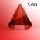 Imagem do aplicativo AutoCAD