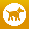 Imagem do aplicativo MapMyDogwalk - Brought to you by Subaru. GPS Dog Walking