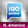 Imagem do aplicativo North America - iGO primo app