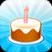 Imagem do aplicativo B'days - lembrete aniversário